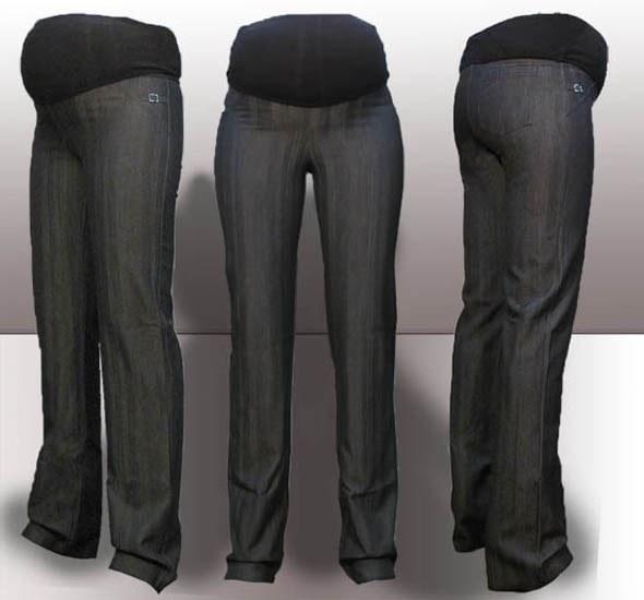 Как перешить брюки в брюки для беременных