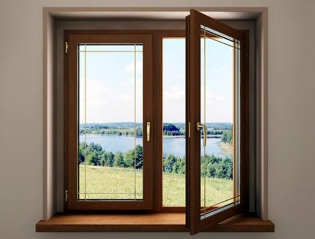 Как открыть пластиковое окно с внешней стороны