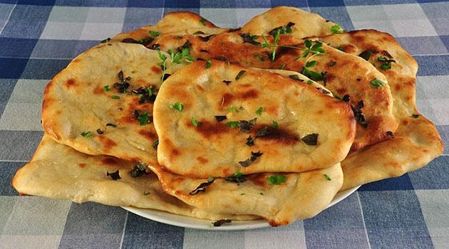 Как приготовить индийские лепешки «Наан»