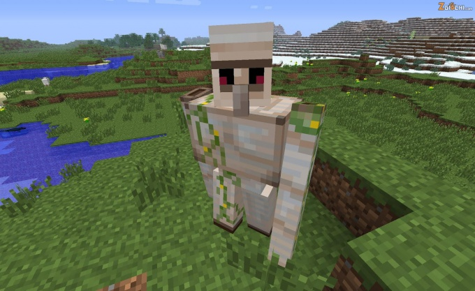 In Minecraft how to make a Golem