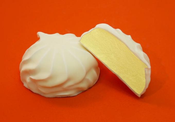 Как приготовить зефир «Лимонный»