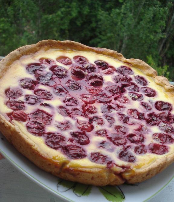 Финский пирог в мультиварке