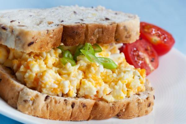 Яичная паста для бутербродов