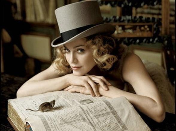 Кто такая Мадонна Луиза Чикконе