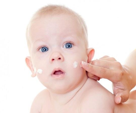 Как выбрать детский крем