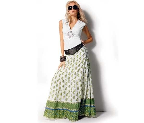 Какие юбки в моде в этом сезоне