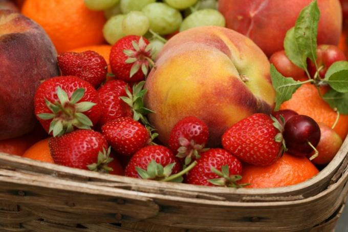Какая еда полезна для организма