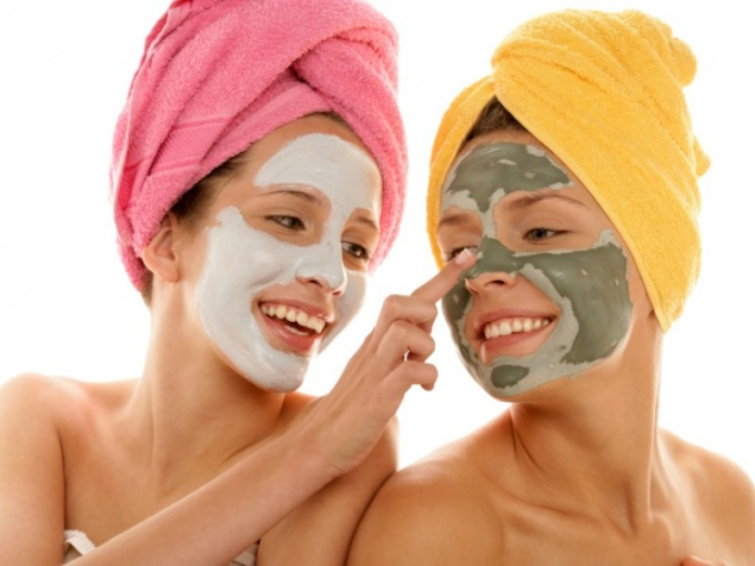 Как использовать косметическую глину