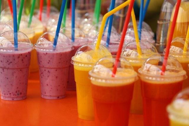 Безалкогольные коктейли сделают вашу вечеринку оригинальной!