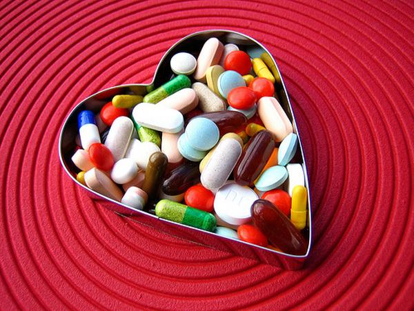 Какое лекарство помогает от боли в сердце