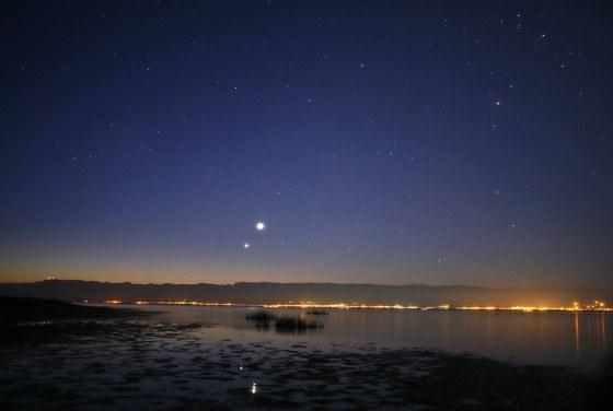 фото планеты венера с земли