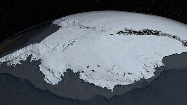 Какие типы льда существуют в Антарктиде