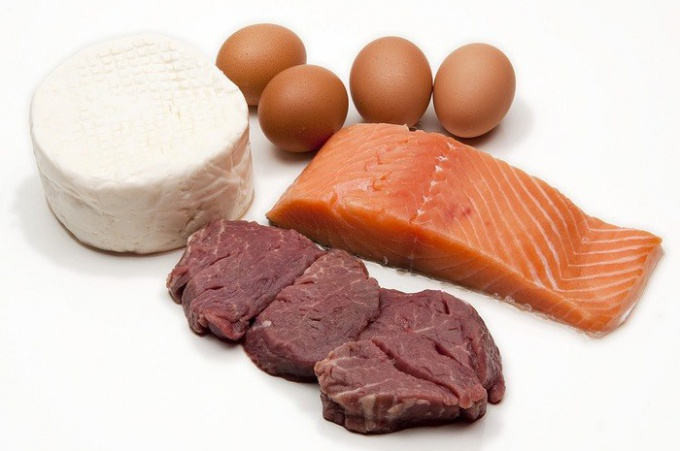 What foods are proteins