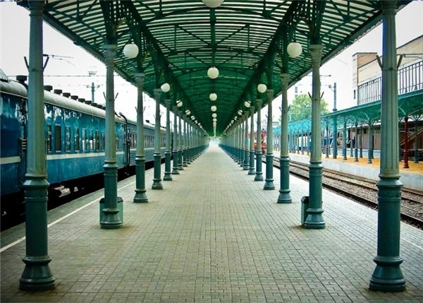 How to get to Belorussky station in Moscow