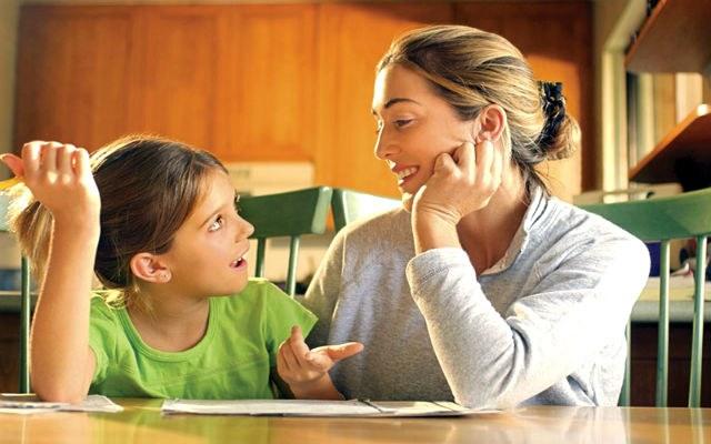 Как отвечать на вопросы ребенка