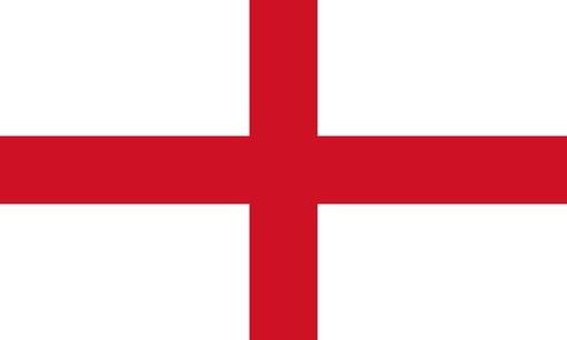 "Флаг Англии ""крест Святого Георгия"""