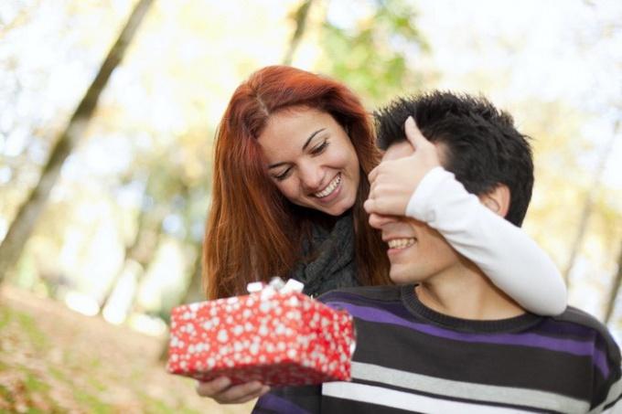 Какие подарки любят мужчины