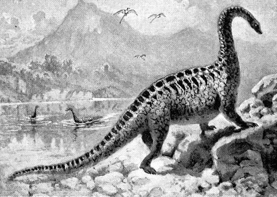 Крупнейший динозавр когда-либо живший на планете Земля