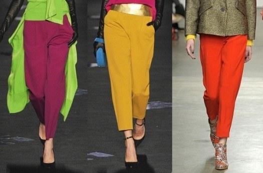 Какие штаны сейчас в моде