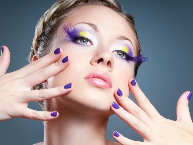 Каким цветом накрасить ногти