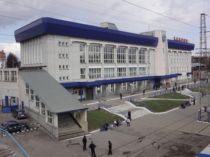 Вокзал Коврова