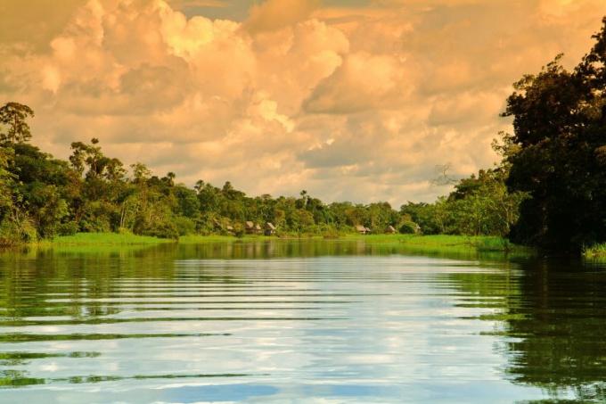 Какие реки есть в Южной Америке