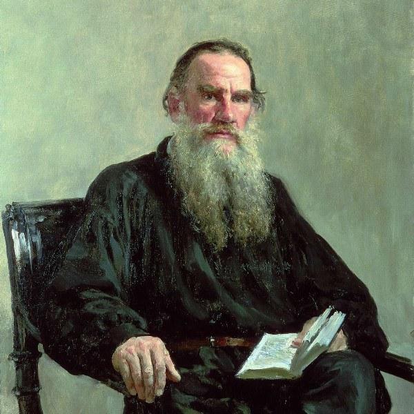 Портрет Л.Н.Толстого. Художник И.Е. Репин, 1887