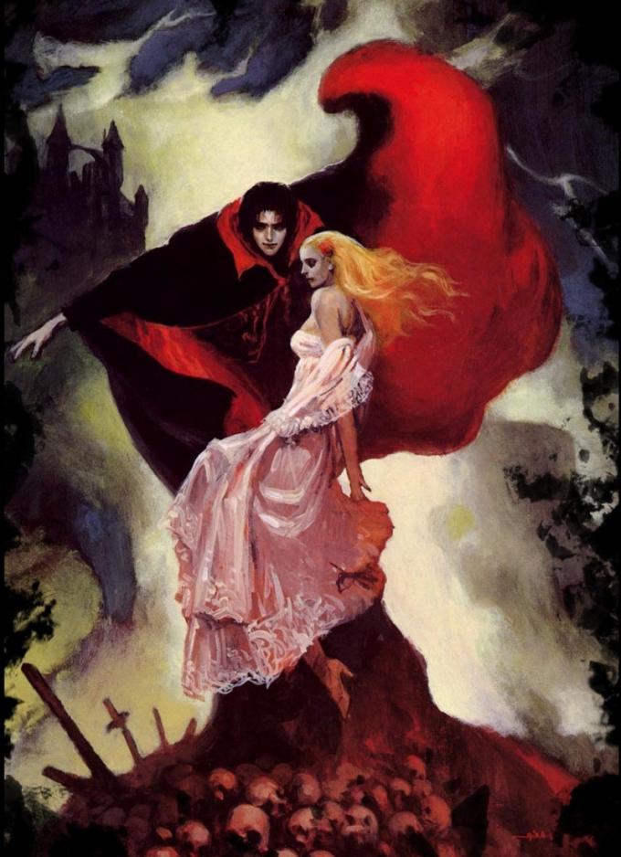Отношения между вампиром и простым смертным не всегда заканчиваются хорошо