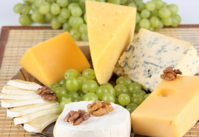 What varieties of cheese are to lean