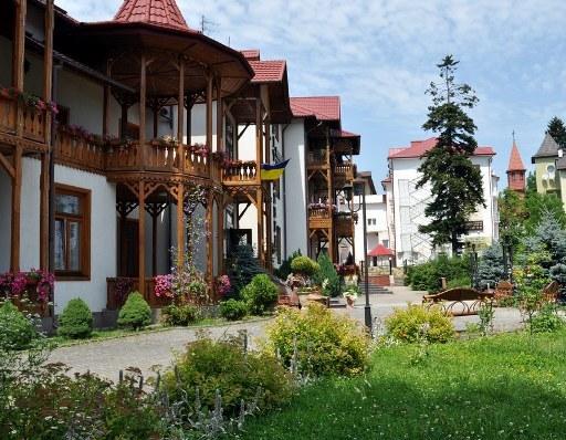 Лучшие курорты Украины