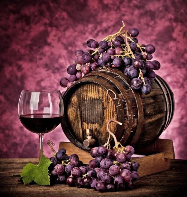 Лучшие сорта красного вина обладают неповторимым ароматом