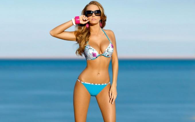 Идеальные пропорции женского тела