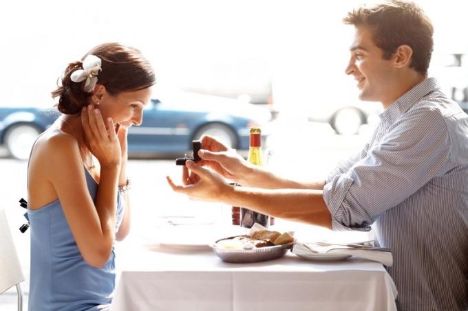 Какое кольцо дарят на помолвку