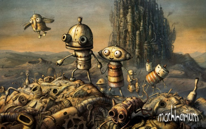 "Игра ""Machinarium"""