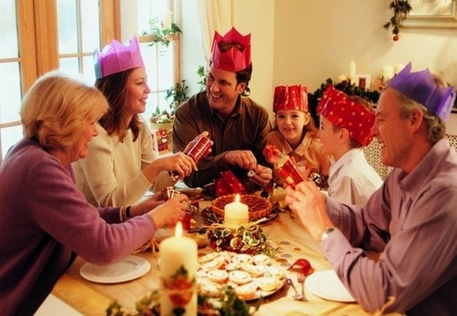 Семейный праздник