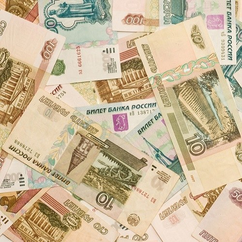 Which city is depicted on banknotes