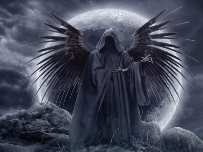 Кто такой ангел смерти