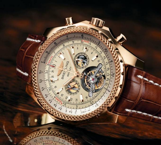 Какие мужские часы самые модные