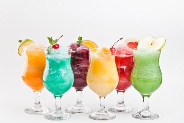 Как приготовить вкусный алкогольный коктейль