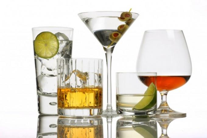 Какой алкоголь самый безвредный