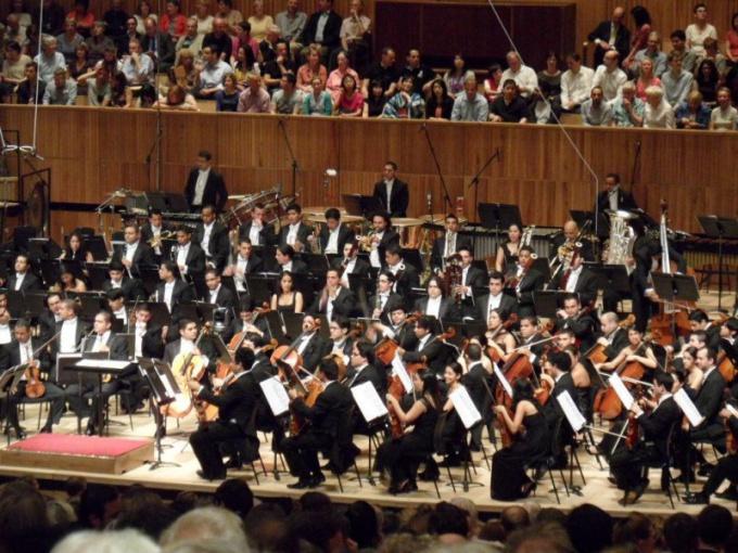 Лучше всего слушать классическую музыку в концертном зале