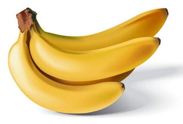 Какие витамины содержаться в бананах