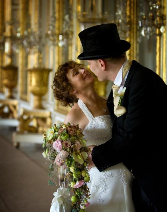 Свадьба мечты в британском стиле