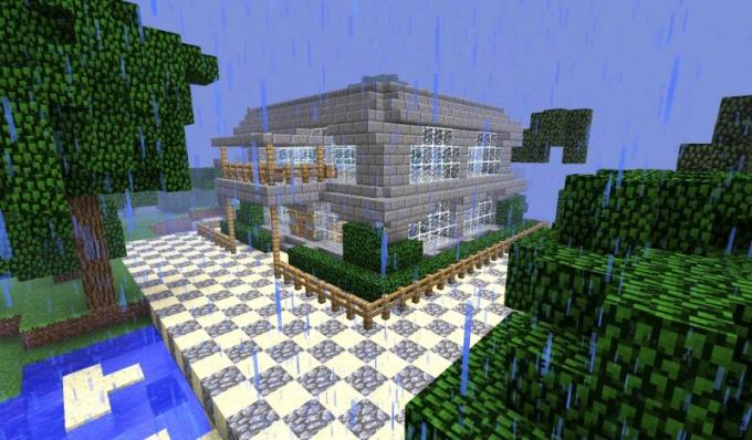Любой регион в Minecraft нуждается в защите флагами WorldGuard