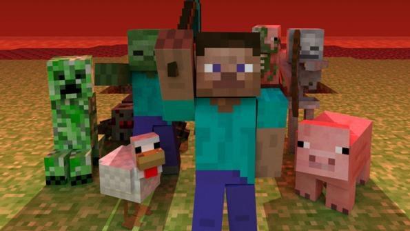 В любой версии Minecraft геймера ждут интересные мобы