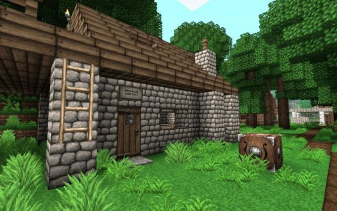Новые текстуры преобразят мир Minecraft