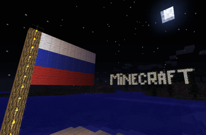 С русификатором играть в Minecraft без труда смогут и не знающие английского геймеры