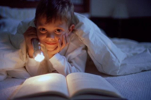 Какие книги читать ребенку в каникулы