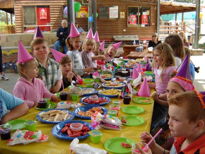 Какие конкурсы провести в день рождения