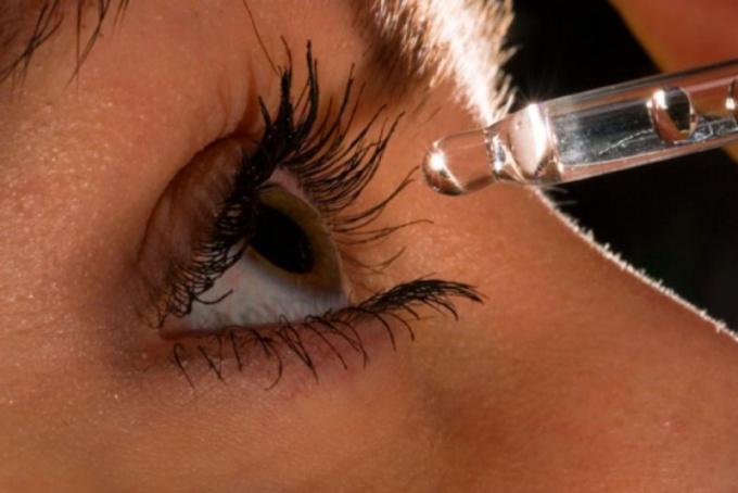 Какие капли помогают улучшить зрение